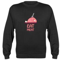 Реглан (свитшот) Eat meat