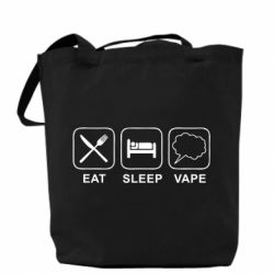 Сумка Eat,Sleep and Vape