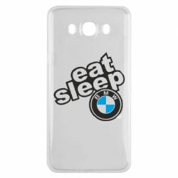 Чохол для Samsung J7 2016 Eat, sleep, BMW
