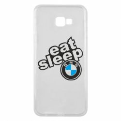 Чохол для Samsung J4 Plus 2018 Eat, sleep, BMW