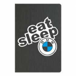 Блокнот А5 Eat, sleep, BMW