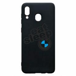 Чохол для Samsung A20 Eat, sleep, BMW