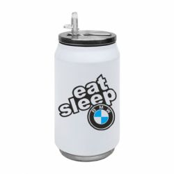 Термобанка 350ml Eat, sleep, BMW