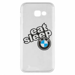Чохол для Samsung A5 2017 Eat, sleep, BMW