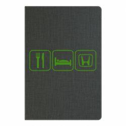 Блокнот А5 Eat Sleep Honda - FatLine