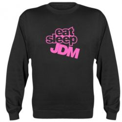 Реглан Eat sleep JDM