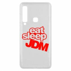 Чехол для Samsung A9 2018 Eat sleep JDM