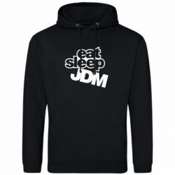 Толстовка Eat sleep JDM