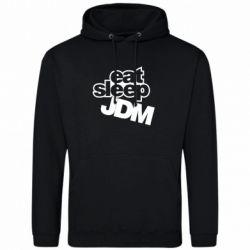 Толстовка Eat sleep JDM - FatLine
