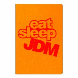 Блокнот А5 Eat sleep JDM
