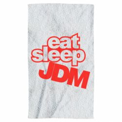 Полотенце Eat sleep JDM