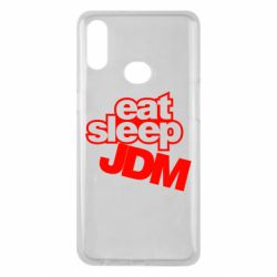Чехол для Samsung A10s Eat sleep JDM