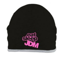 Шапка Eat sleep JDM - FatLine