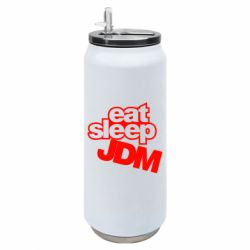 Термобанка 500ml Eat sleep JDM