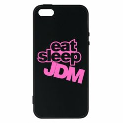Чехол для iPhone5/5S/SE Eat sleep JDM