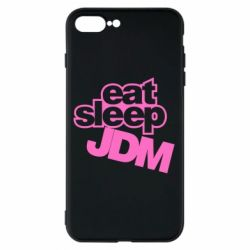 Чехол для iPhone 7 Plus Eat sleep JDM