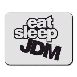 Коврик для мыши Eat sleep JDM - FatLine