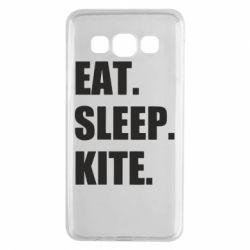 Чохол для Samsung A3 2015 Eat, sleep, kite