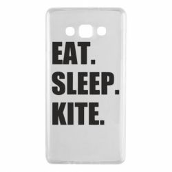 Чохол для Samsung A7 2015 Eat, sleep, kite