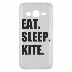 Чохол для Samsung J2 2015 Eat, sleep, kite
