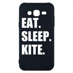 Чохол для Samsung J5 2015 Eat, sleep, kite