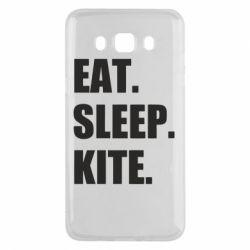 Чохол для Samsung J5 2016 Eat, sleep, kite