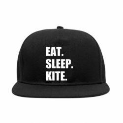 Снепбек Eat, sleep, kite