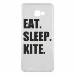 Чохол для Samsung J4 Plus 2018 Eat, sleep, kite