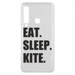 Чохол для Samsung A9 2018 Eat, sleep, kite