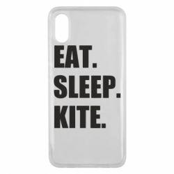 Чохол для Xiaomi Mi8 Pro Eat, sleep, kite