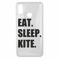 Чохол для Xiaomi Mi Max 3 Eat, sleep, kite