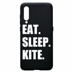 Чохол для Xiaomi Mi9 Eat, sleep, kite