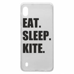 Чохол для Samsung A10 Eat, sleep, kite