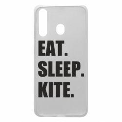 Чохол для Samsung A60 Eat, sleep, kite