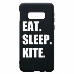Чохол для Samsung S10e Eat, sleep, kite