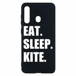 Чохол для Samsung M40 Eat, sleep, kite