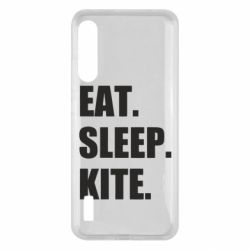Чохол для Xiaomi Mi A3 Eat, sleep, kite