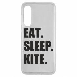 Чохол для Xiaomi Mi9 SE Eat, sleep, kite