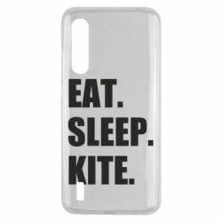 Чохол для Xiaomi Mi9 Lite Eat, sleep, kite