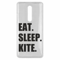 Чохол для Xiaomi Mi9T Eat, sleep, kite