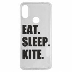 Чохол для Xiaomi Redmi Note 7 Eat, sleep, kite