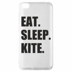 Чохол для Xiaomi Redmi Go Eat, sleep, kite