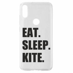 Чохол для Xiaomi Mi Play Eat, sleep, kite