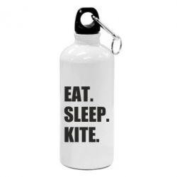Фляга Eat, sleep, kite
