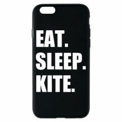 Чохол для iPhone 6/6S Eat, sleep, kite
