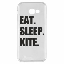 Чохол для Samsung A5 2017 Eat, sleep, kite