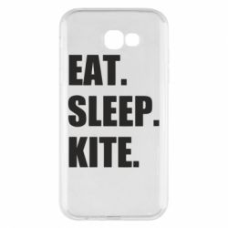 Чохол для Samsung A7 2017 Eat, sleep, kite