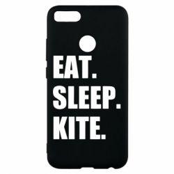 Чохол для Xiaomi Mi A1 Eat, sleep, kite