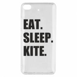 Чохол для Xiaomi Mi 5s Eat, sleep, kite