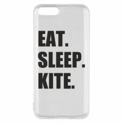 Чохол для Xiaomi Mi6 Eat, sleep, kite